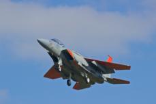 F-15SA pre-production tester at KSTL.