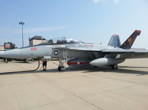 VFA-11 CAG by Dan Burke at KSUS!