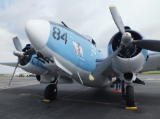 PV-2 Ventura at KSUS by Myron Lane.